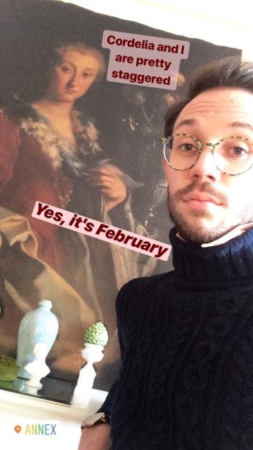 It's already February!